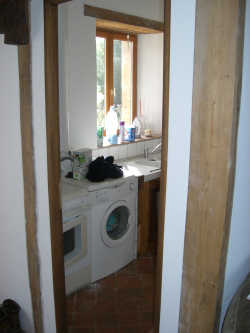 Utility Room and WC